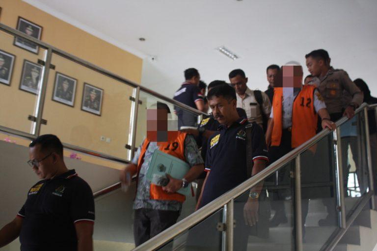 Jaksa Penyidik Tahan 2 Kepala Dinas Pemkab Bangkalan
