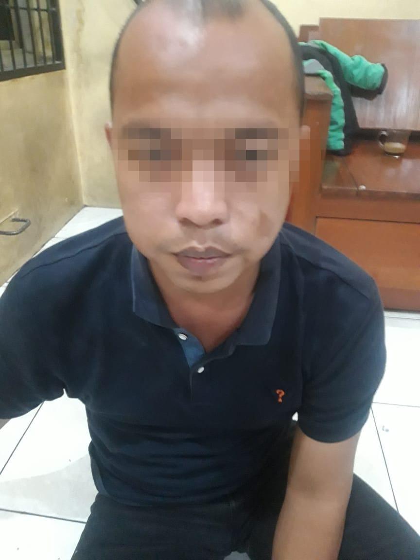 Pengedar Narkoba Jenis Sabu Ditangkap Polsek Tambora