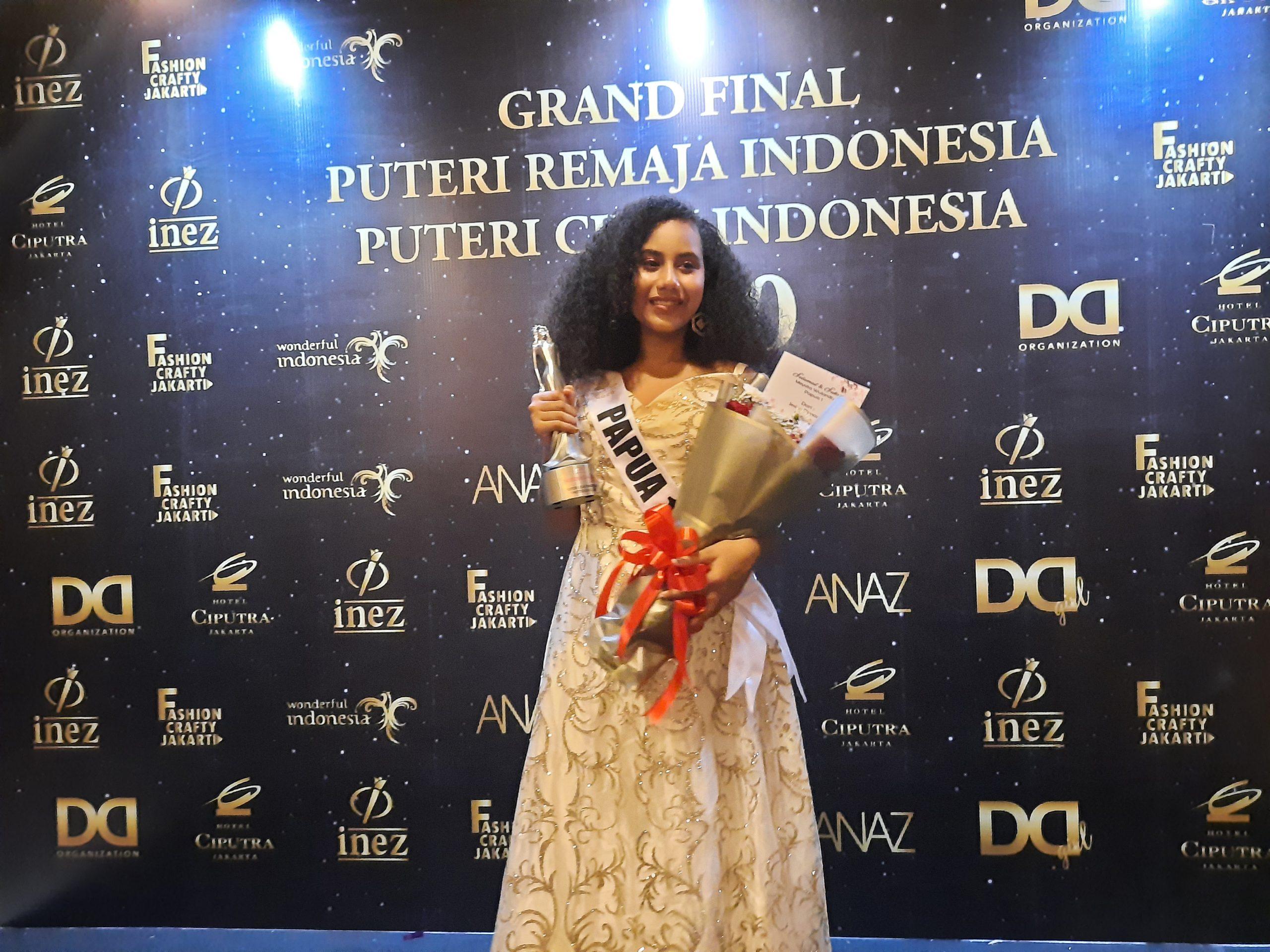 Meysita Wulandari Bersyukur Raih Best Fotogenik Putri Cilik Indonesia 2020