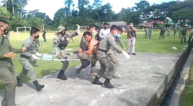 1 Brimob Tewas Saat Kontak Tembak TNI-Polri dengan KKB di Kabupaten Puncak