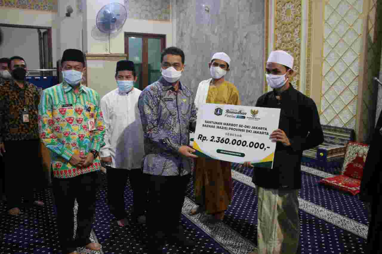 Wagub Ariza Apresiasi Jakarta Ramadan Festifal oleh Bazis DKI