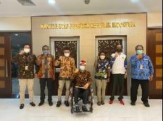 Presiden Jokowi Akui PON dan Peparnas XVI Penguatan Jati Diri Bangsa Indonesia